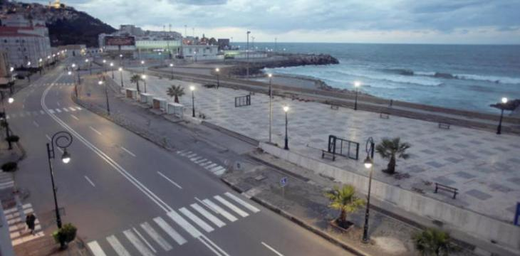 Algiers, a City on Top of the Planet of Anxiety