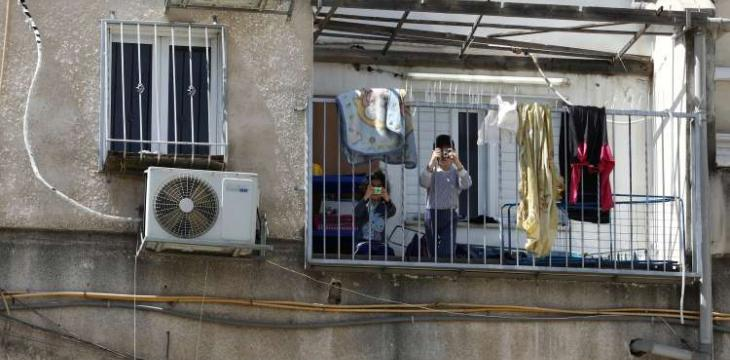 Israeli Authorities Isolate Jewish Town Hit Hard by COVID-19