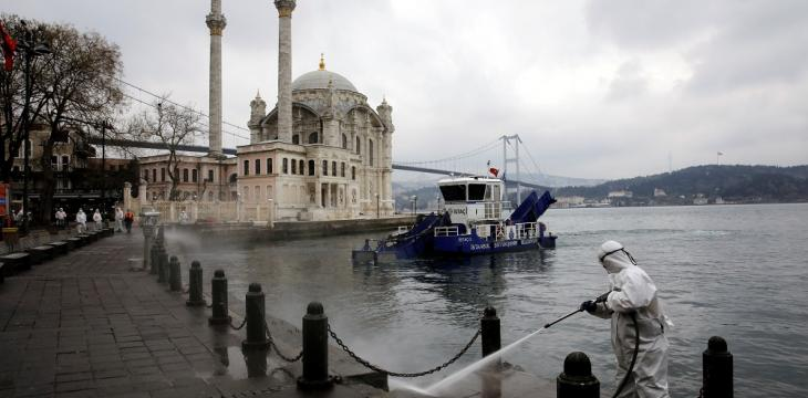Turkey Resorts to Tracking Citizens Via Mobile Phones to Enforce Quarantines