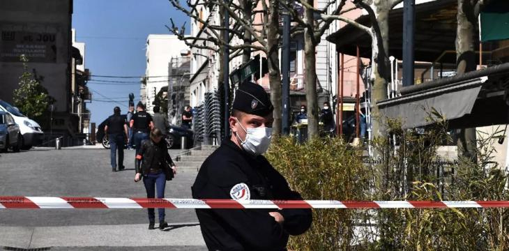 Suspect in France Knife Attack Charged with Terrorism, Murder