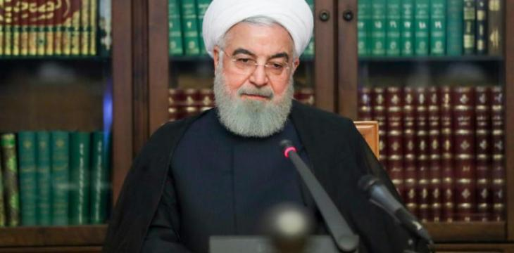 Rouhani Presses For IMF Loan amid COVID-19 Crisis