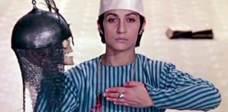 سنوات السينما: The Colour of Pomegranates