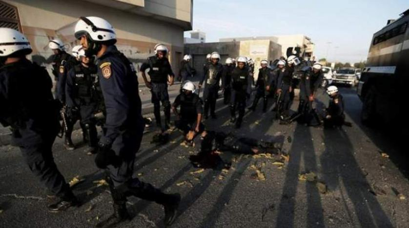 Five police officers injured by explosion in Bahrain's capital