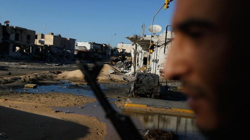 IS claims attack on Libya's Misrata court complex