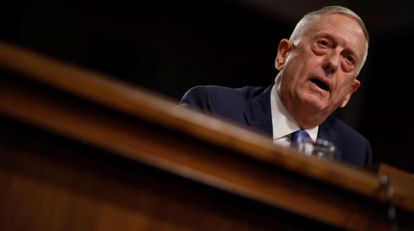 Mattis: JCPOA Is in US National Security Interest
