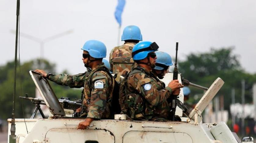 United Nations peacekeeper killed in attack in DRC