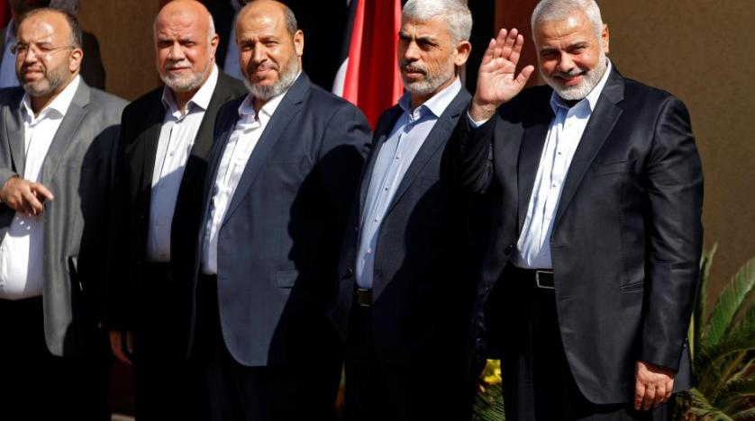 Ignoring elephant in the room, Hamas-Fatah talks advance with Egyptian help