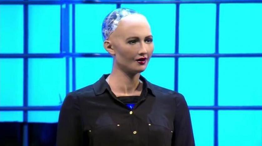 Potentially bloodthirsty robot becomes Saudi citizen