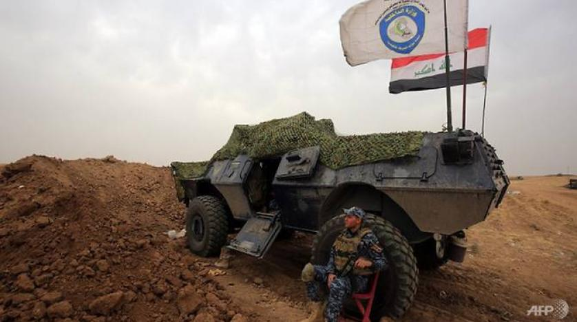 Led Military Coalition Announce Iraq-Kurdish Ceasefire