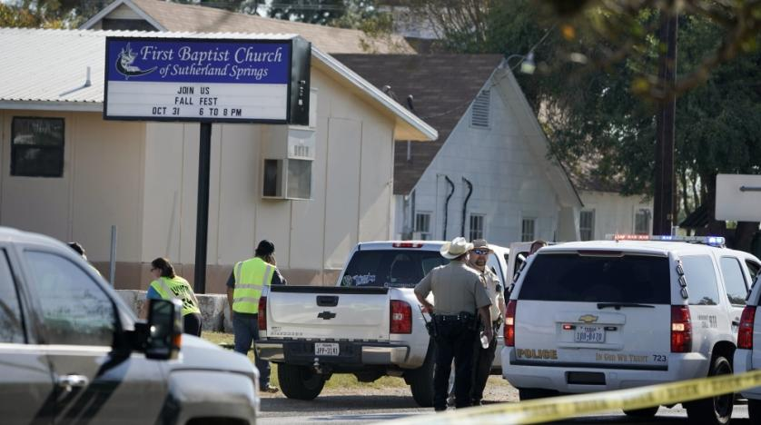 Who Is Devin Kelley? Texas Church Shooting Suspect Killed By Police