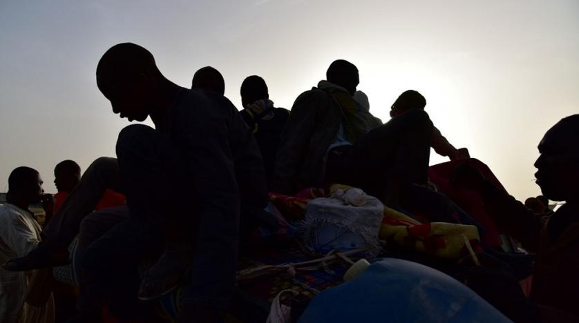 Libya's detention of migrants is