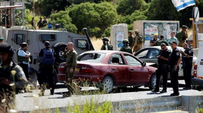 Morning terror attack in West Bank leaves two wounded