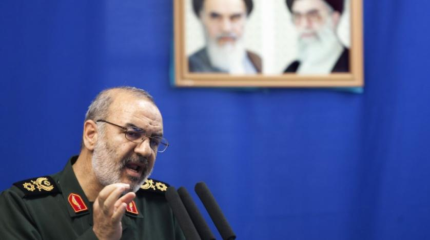 Iran's Revolutionary Guards Warns EU Not To Interfere With Missile Program