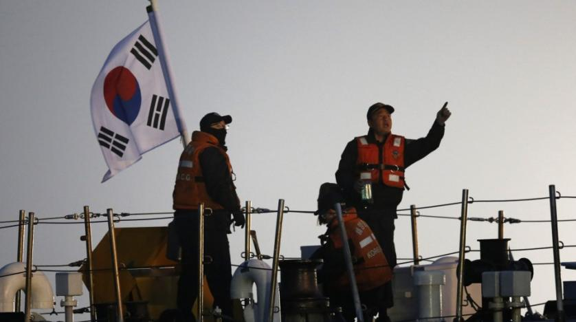South Korean fishing boat capsizes, killing most people on board