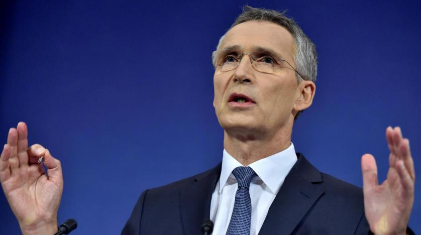 Stoltenberg Expresses NATO Support For Georgia, Urges Russian Troop Pullout