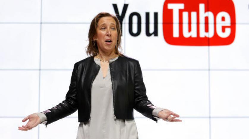 Youtube CEO Susan Wojcicki Full Interview 2018