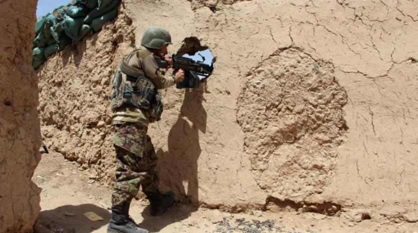 Afghan security forces kill 15 militants in northern provinces