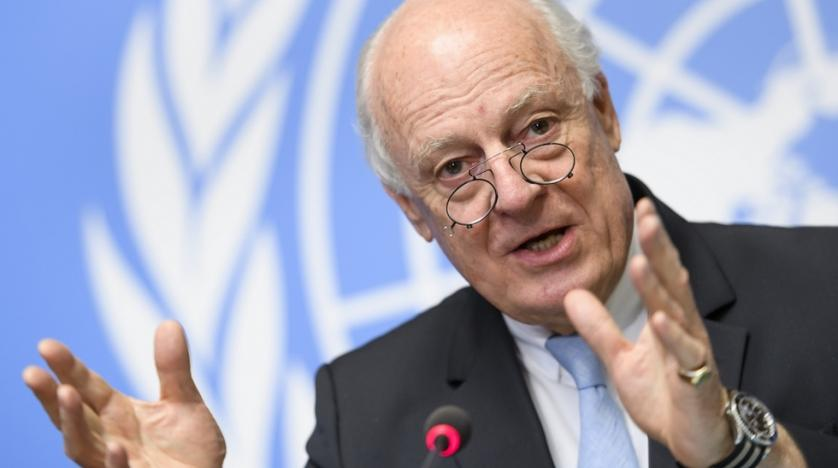 Syria peace deal failure can lead to fragmentation: Mistura