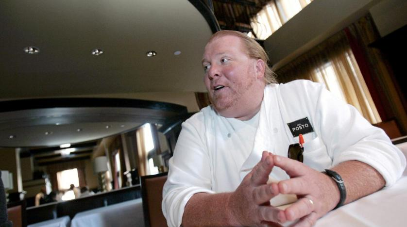 Mario Batali's Sexual Misconduct Apology Came With a Cinnamon Roll Recipe