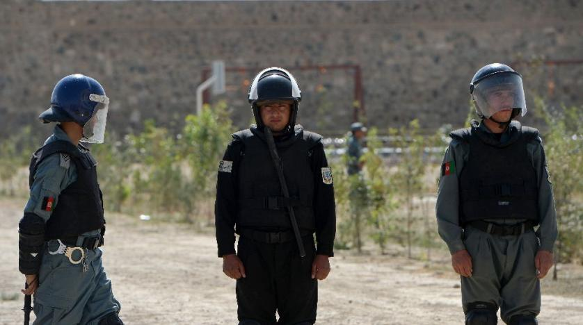 Attackers seize building near training centre of Afghan spy agency in Kabul