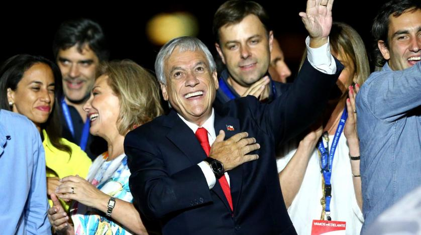 Billionaire Pinera to return as Chile's president