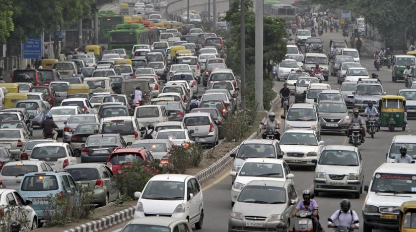 Traffic Related Air Pollution Linked To >> Air Pollution Linked To Lower Birth Weight Asharq Al Awsat