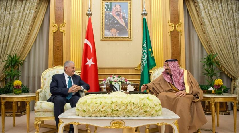 Saudi Crown Prince Salman to visit Turkey, PM Yıldırım says