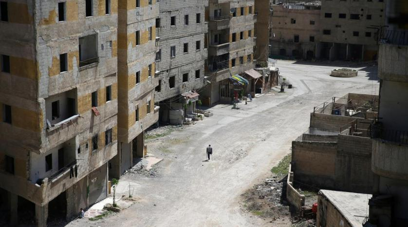 At Least 1 Civilian Killed in Militants' Shelling of Damascus' Suburbs