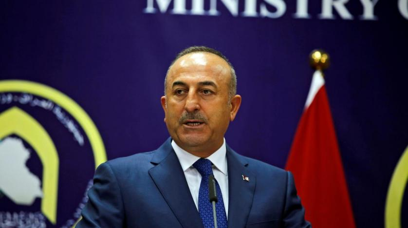 Israel, US back Iran riots: Turkish FM