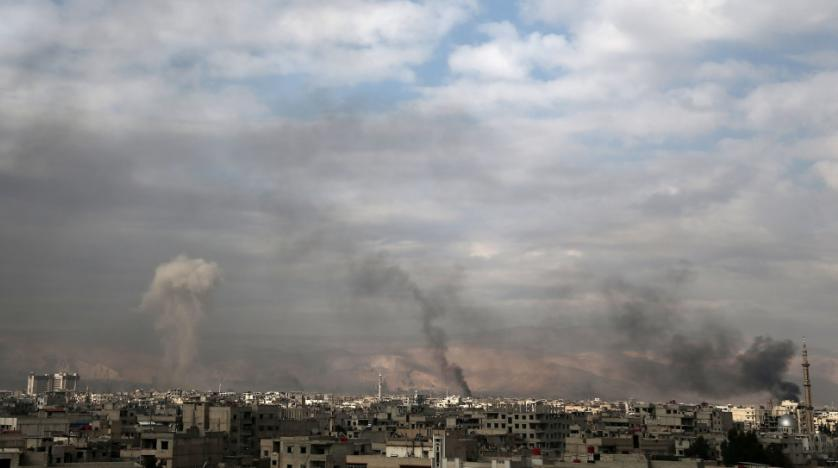 Syrian rebels destroy aircraft in attack on Russian air base