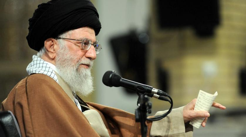 Iran's Khamenei blames USA and United Kingdom for anti-government protests