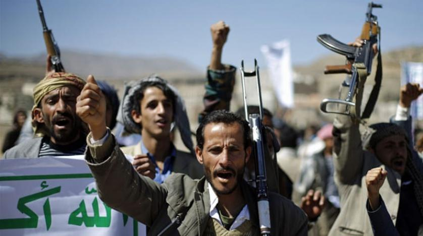 Artillery shelling kills 10 Houthi rebels in southern Yemen