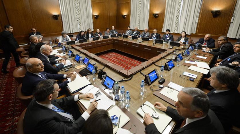 Syria talks to be held in Vienna next week