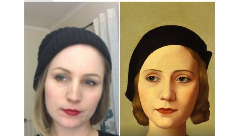 Google Arts & Culture app matches selfies to classic pieces of art