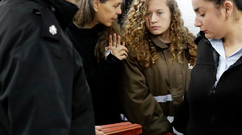 Israel should release 16-year-old Palestinian activist, Ahed Tamimi, says Amnesty