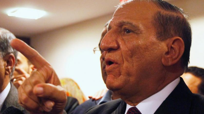 Ex-military chief of staff to run in Egyptian presidential election