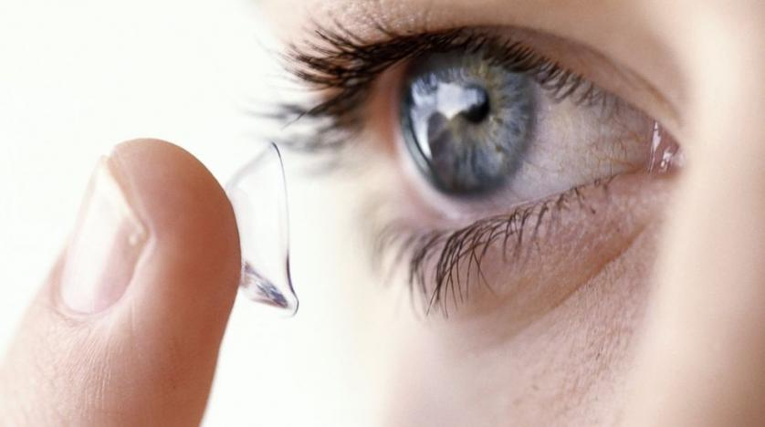 Contact Lenses to Measure Glucose Levels in Blood | Asharq AL-awsat