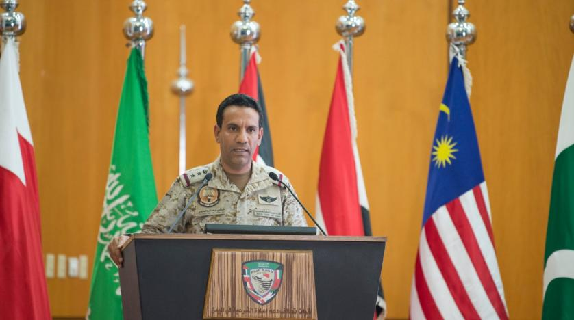 Saudi-led coalition calls for immediate ceasefire in Aden