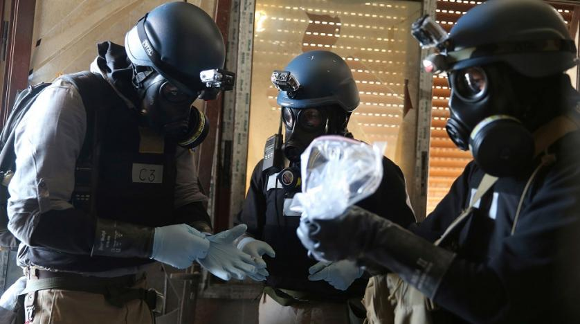 Syria May Be Making New Types Of Chemical Weapons, US Officials Say