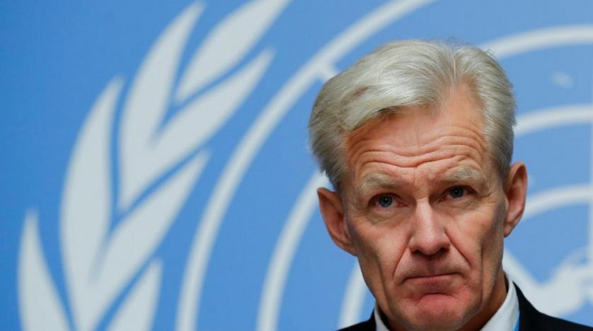 UN humanitarian adviser Jan Egeland