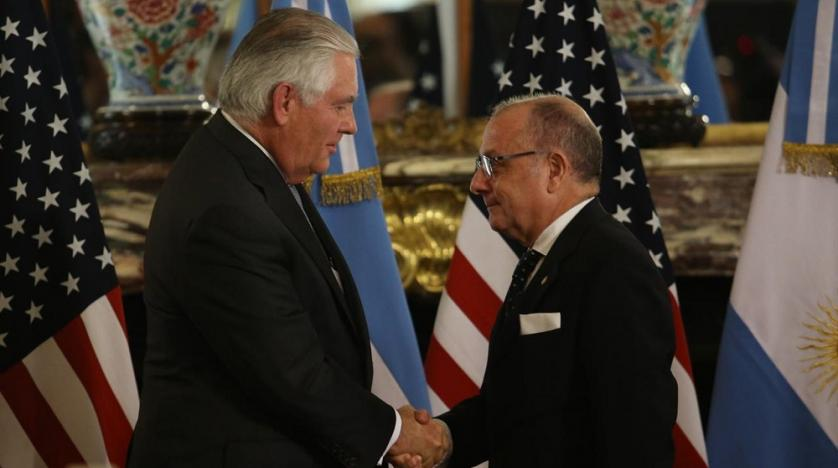 US, Argentina to tackle Hezbollah funding