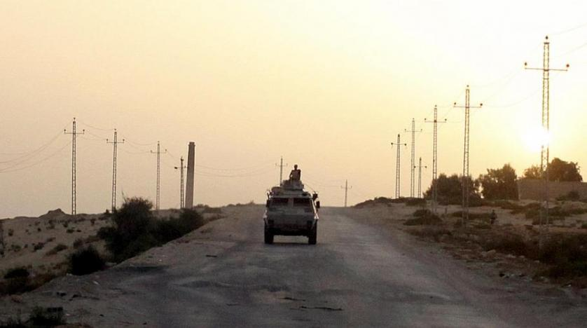 Israel has been secretly carrying out strikes in Sinai