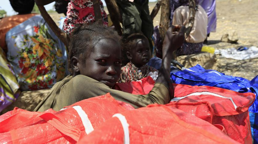 Hundreds Of Child Soldiers Released In South Sudan