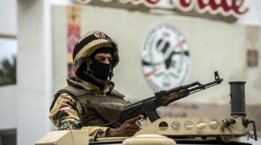 Egypt begins security operation against 'terrorists', army spokesman says