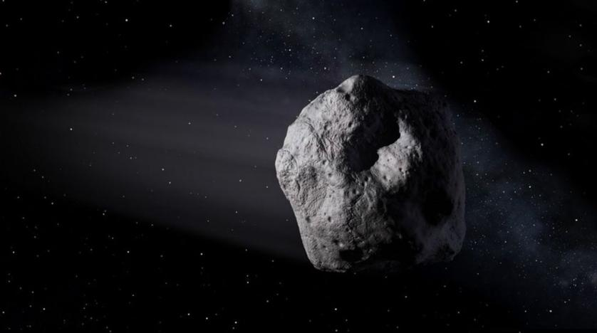 Small asteroid to pass by Earth, but at a safe distance