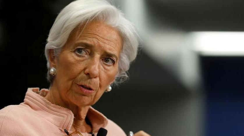 International Monetary Fund chief says market fluctuations aren't worrying