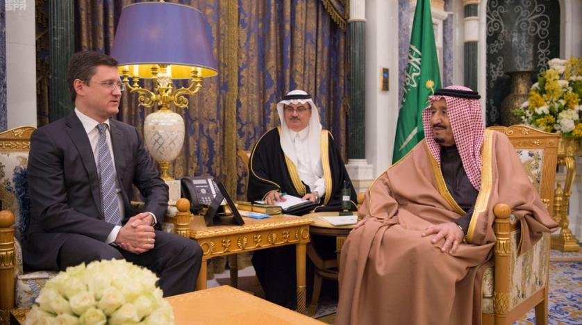 Putin & Saudi King Salman discussed Syria via phone