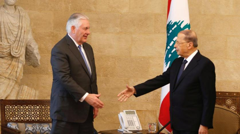 U.S. secretary of state heads to Turkey after short visit to Lebanon