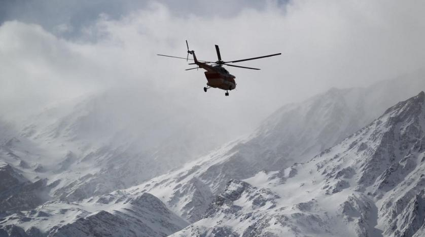 Plane crashes in Iran's Zagros Mountains with 65 on board