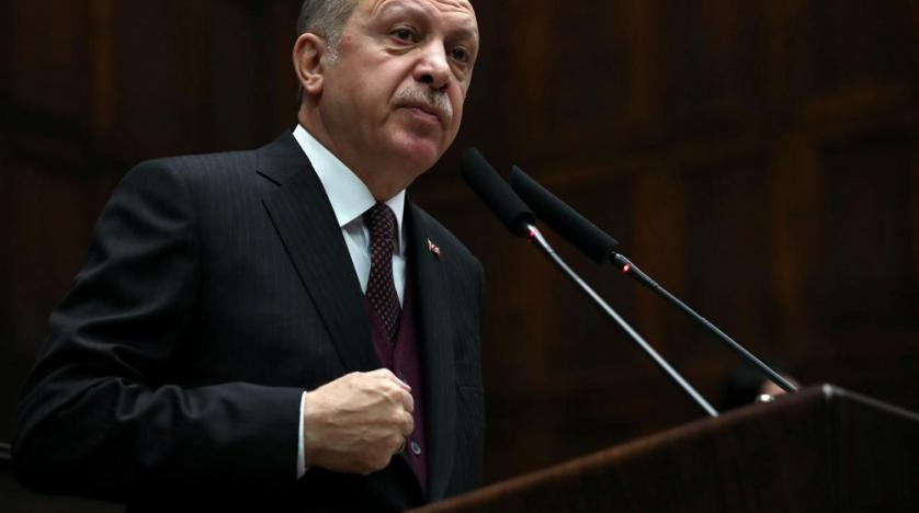 Turkey denies allegation of chemical attack in Syria
